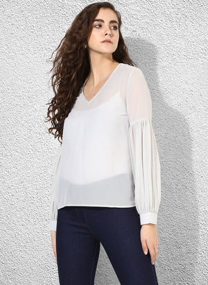 Beverly Top (Buy 2 Get Extra 30% Off)