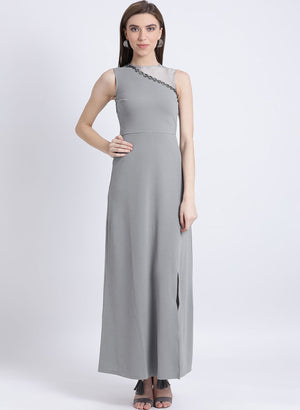 Chloe Sleevless Maxi Dress
