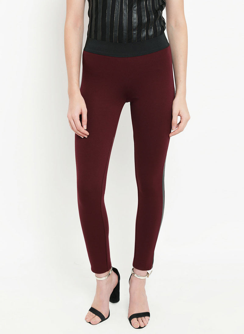 Lorena High Waisted Zipper Jegging (Buy 2 Get Extra 30% Off)