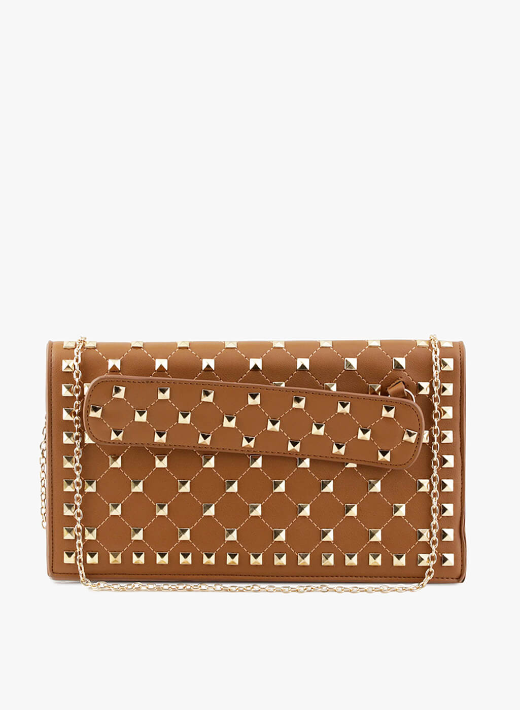 Britta Tan Pu Clutch