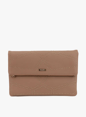 Claire Studded Tan Color Sling Bag