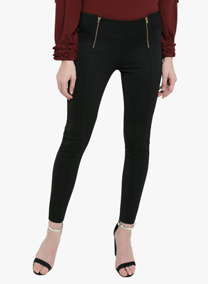 Melanie Contrast Elasticated Jegging (Buy 2 or more Get 20% Off)