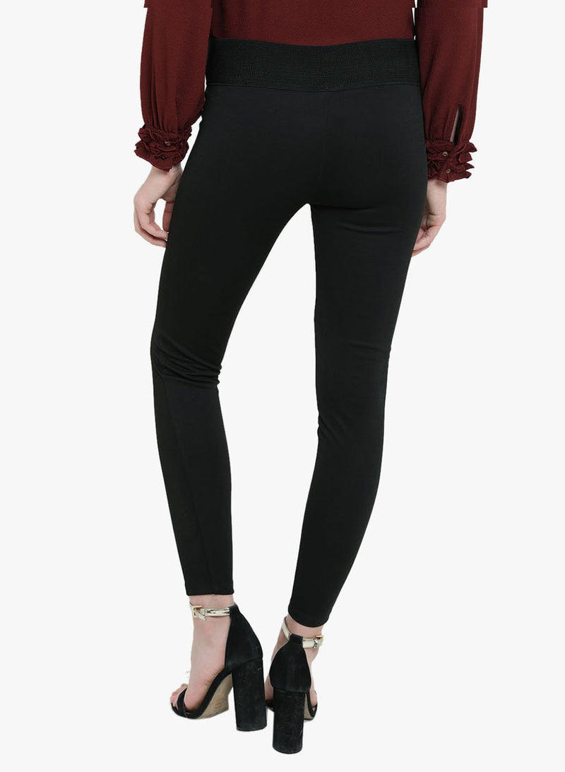 Melanie Contrast Elasticated Jegging