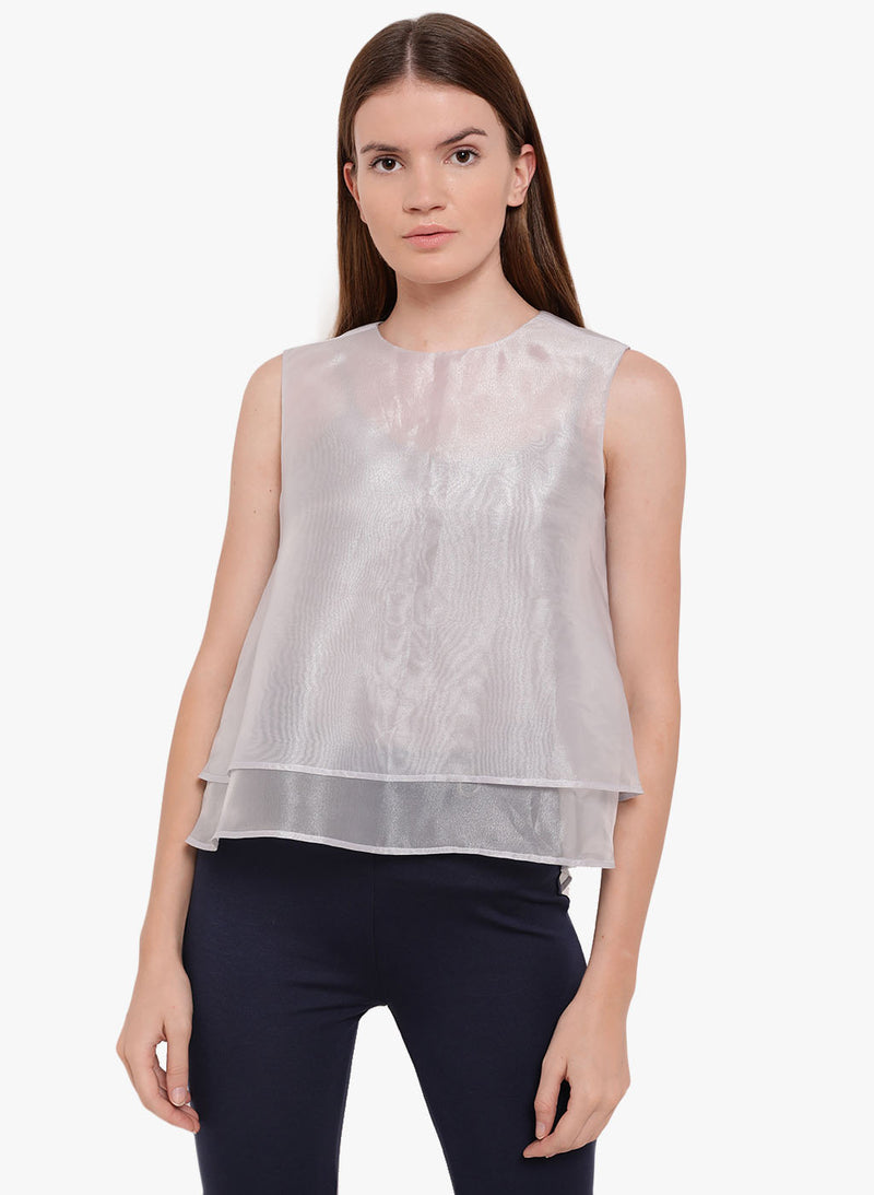 Fair Maiden Two Layered Top (Additional 20% OFF)