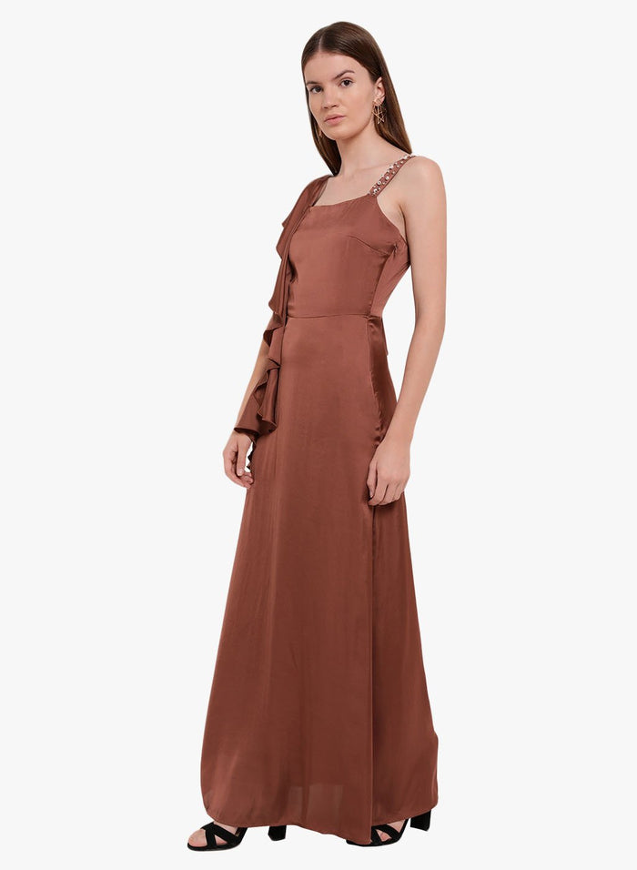 Maria Embellished Maxi Dress