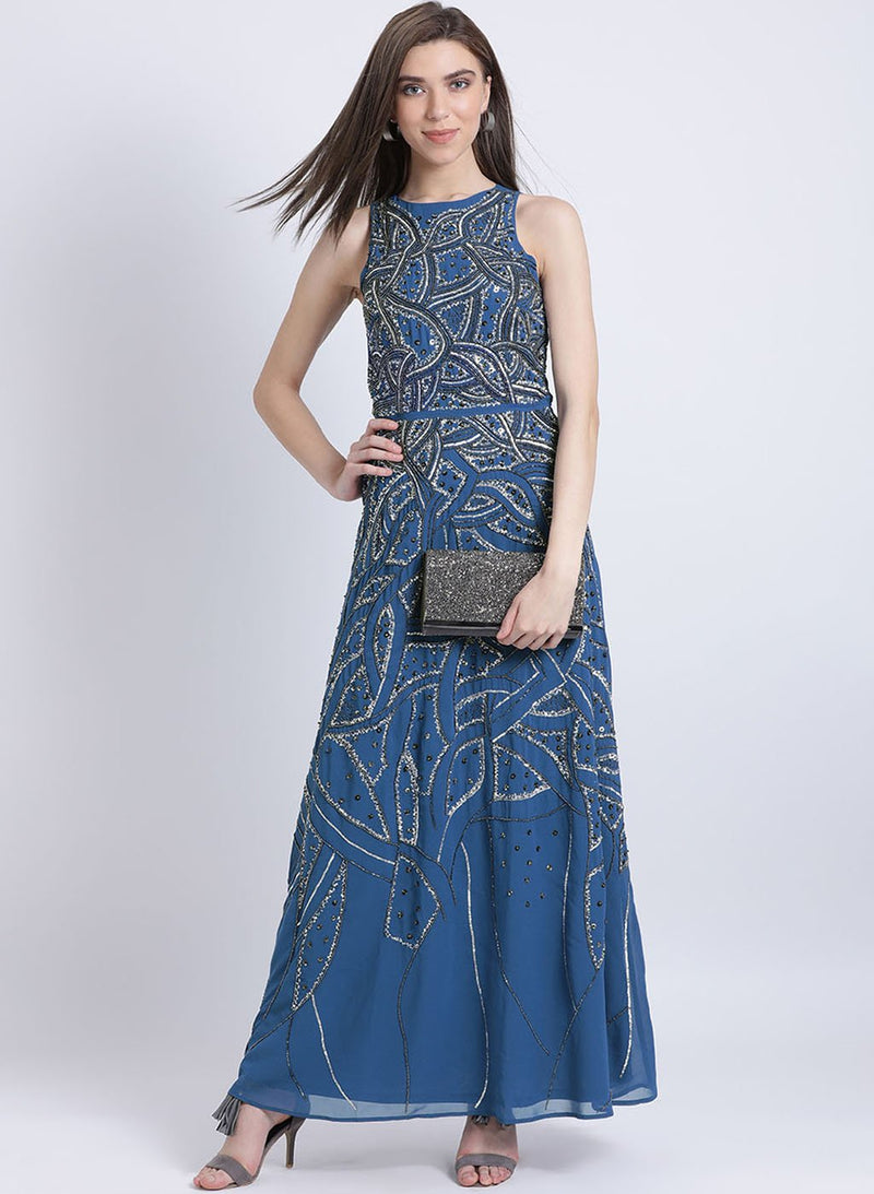 Daniel Embellishment Maxi Dress (Additional 20% OFF)