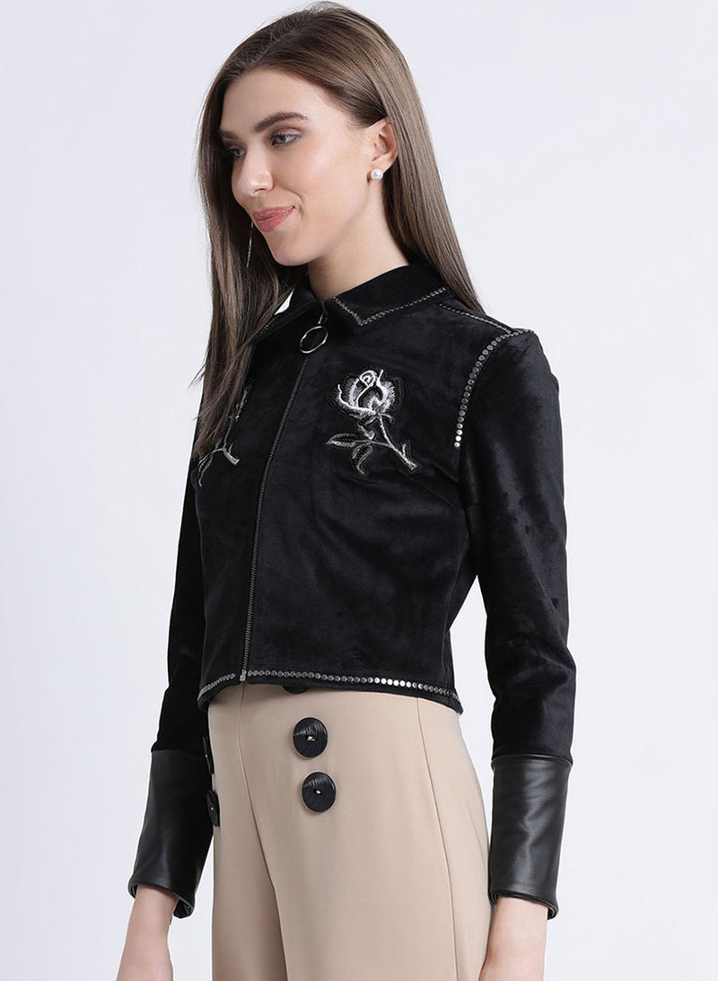 Power 60'S Embroidered Jacket