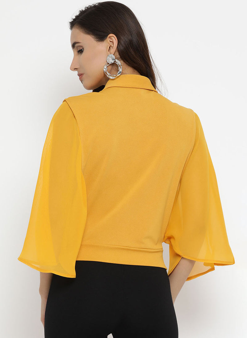 Cape Style Shirt (Additional 20% OFF)