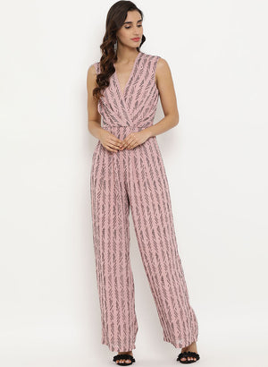 Jumpsuit With Pleats(Additional 20% on 2)