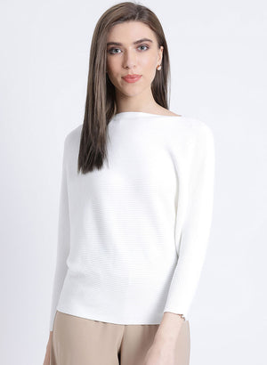 Fair Maiden Loose Pullover