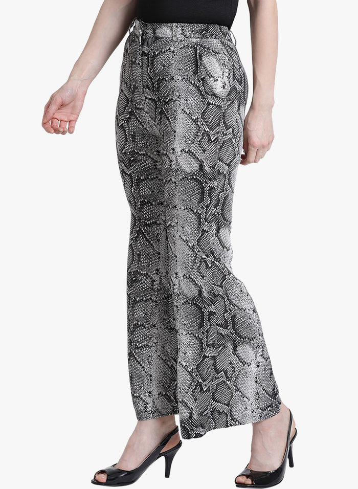 Snake Print Trouser (Additional 23% OFF)