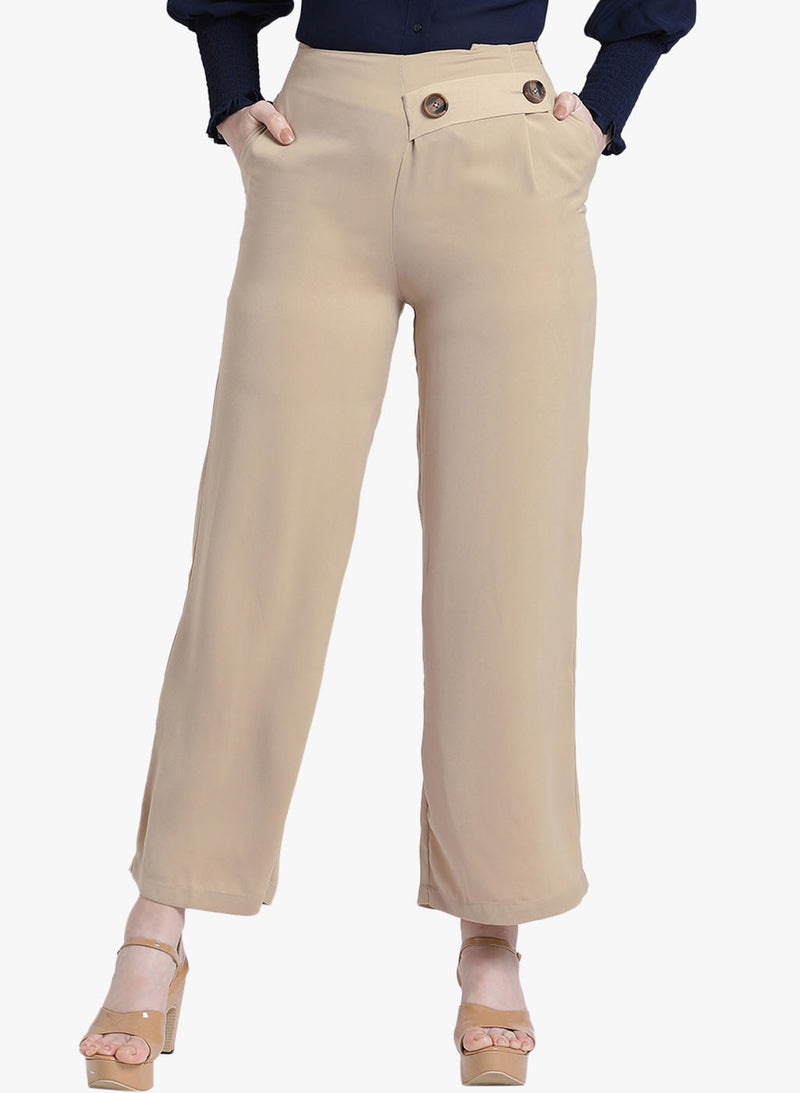 Flared Trouser (Additional 20% OFF)