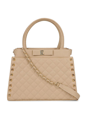 Quilted Design Shoulder Bag