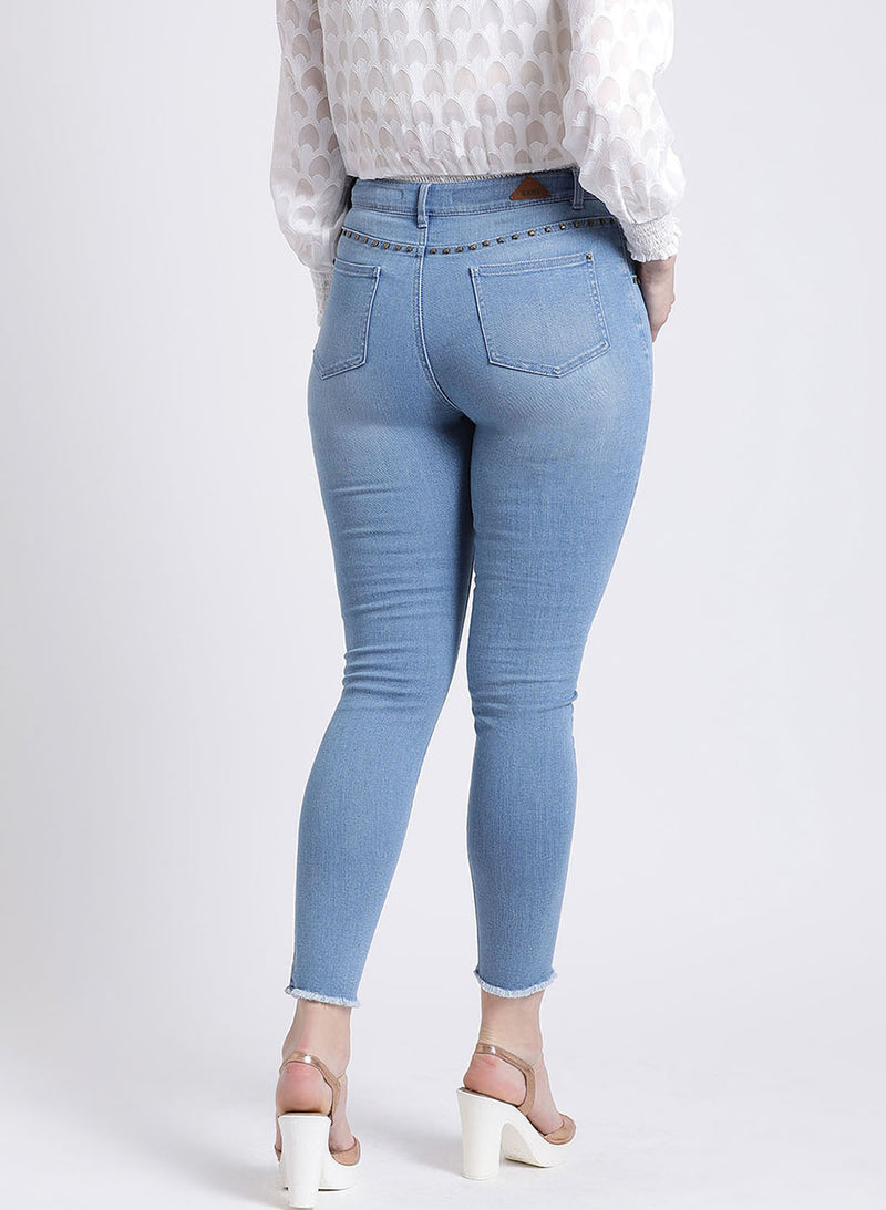 Jeans With Studs (Additional 20% OFF)