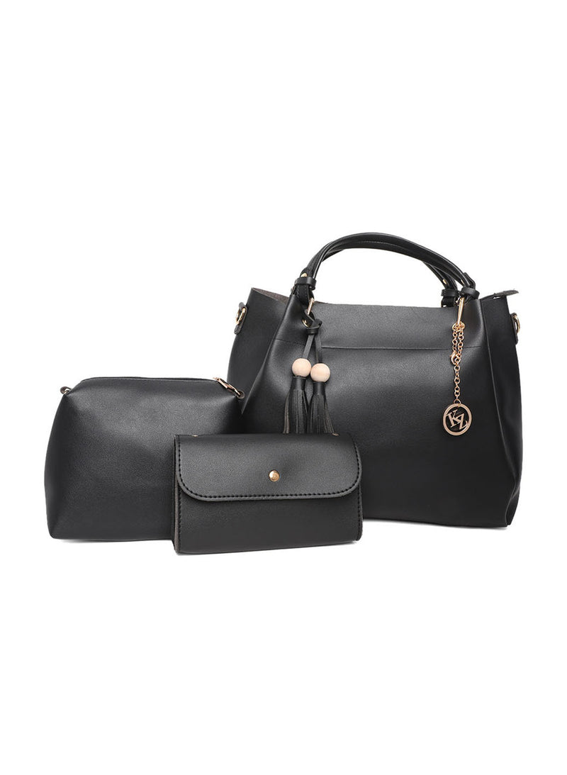 Double Handle Shoulder Bag