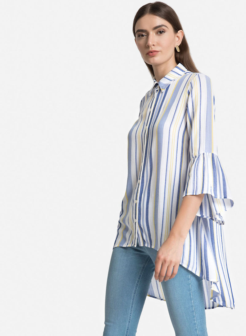 Multicolour Stripe Shirt (Additional 20% OFF)
