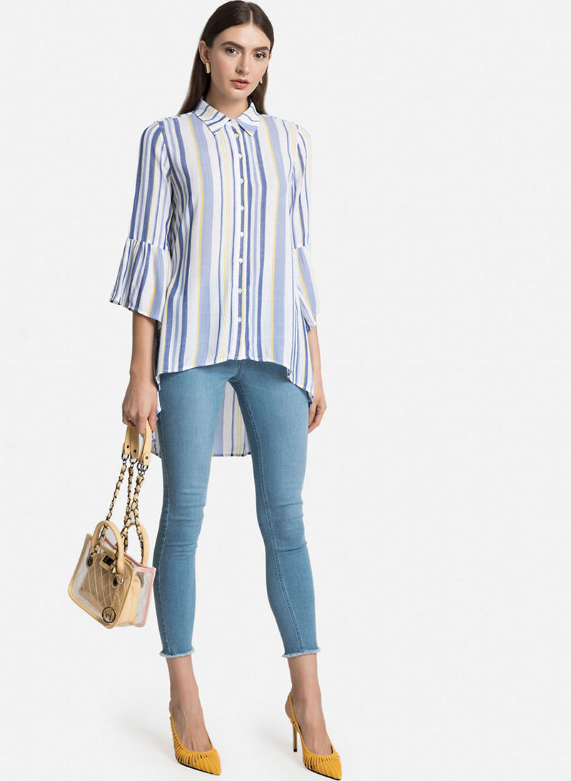 Multicolour Stripe Shirt