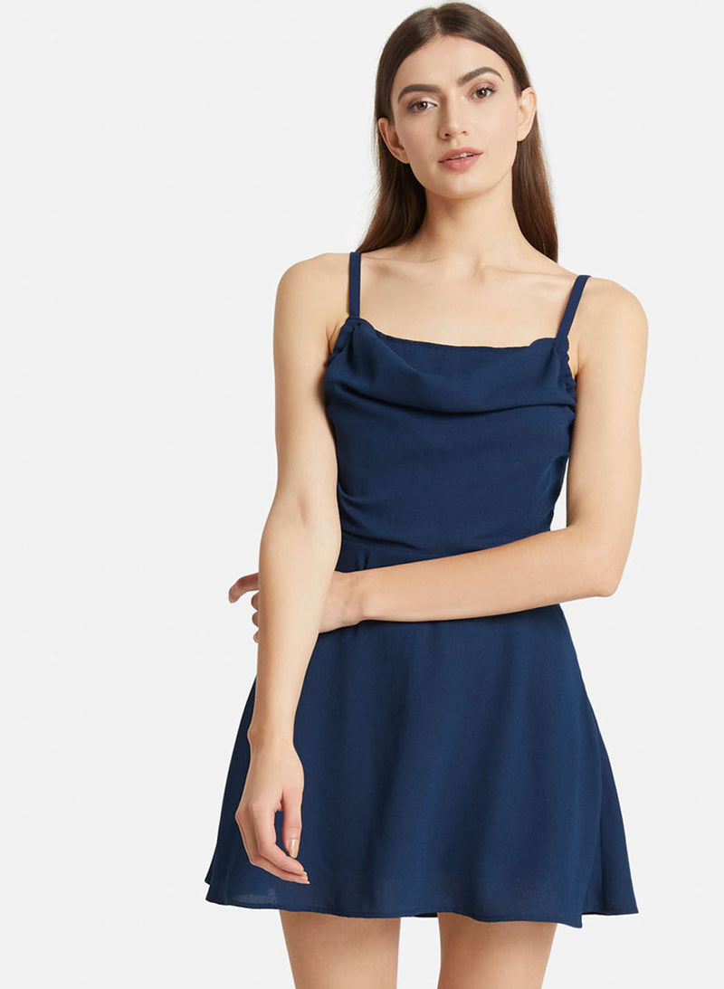 Spaghetti Strap Skater Dress (Additional 20% OFF)