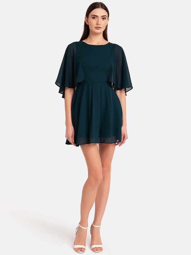 Overlay Mini Dress(Additional 20% on 2)