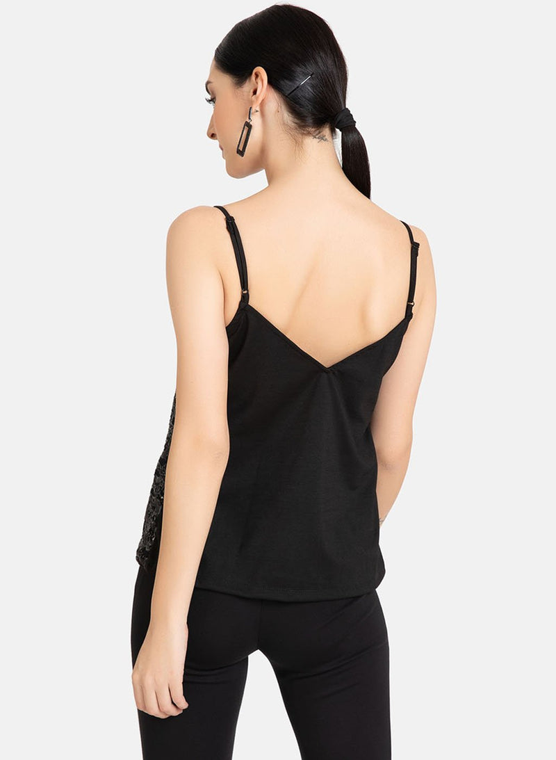Sequin Singlet Top (Additional 20% OFF)