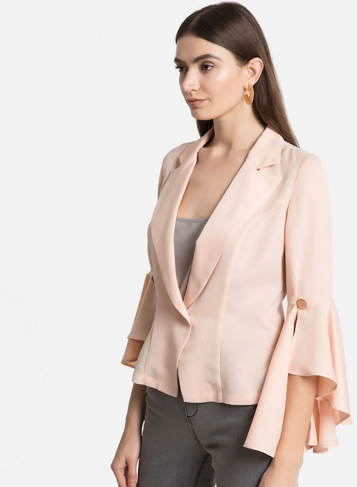 Waterfall Sleeves Jacket (Additional 23% OFF)