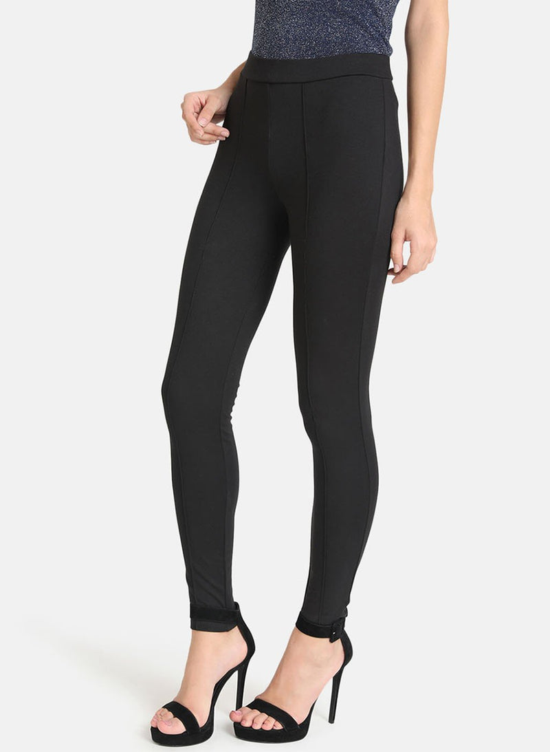 Basic Jegging With Pin Tuck Detail (Additional 20% OFF)