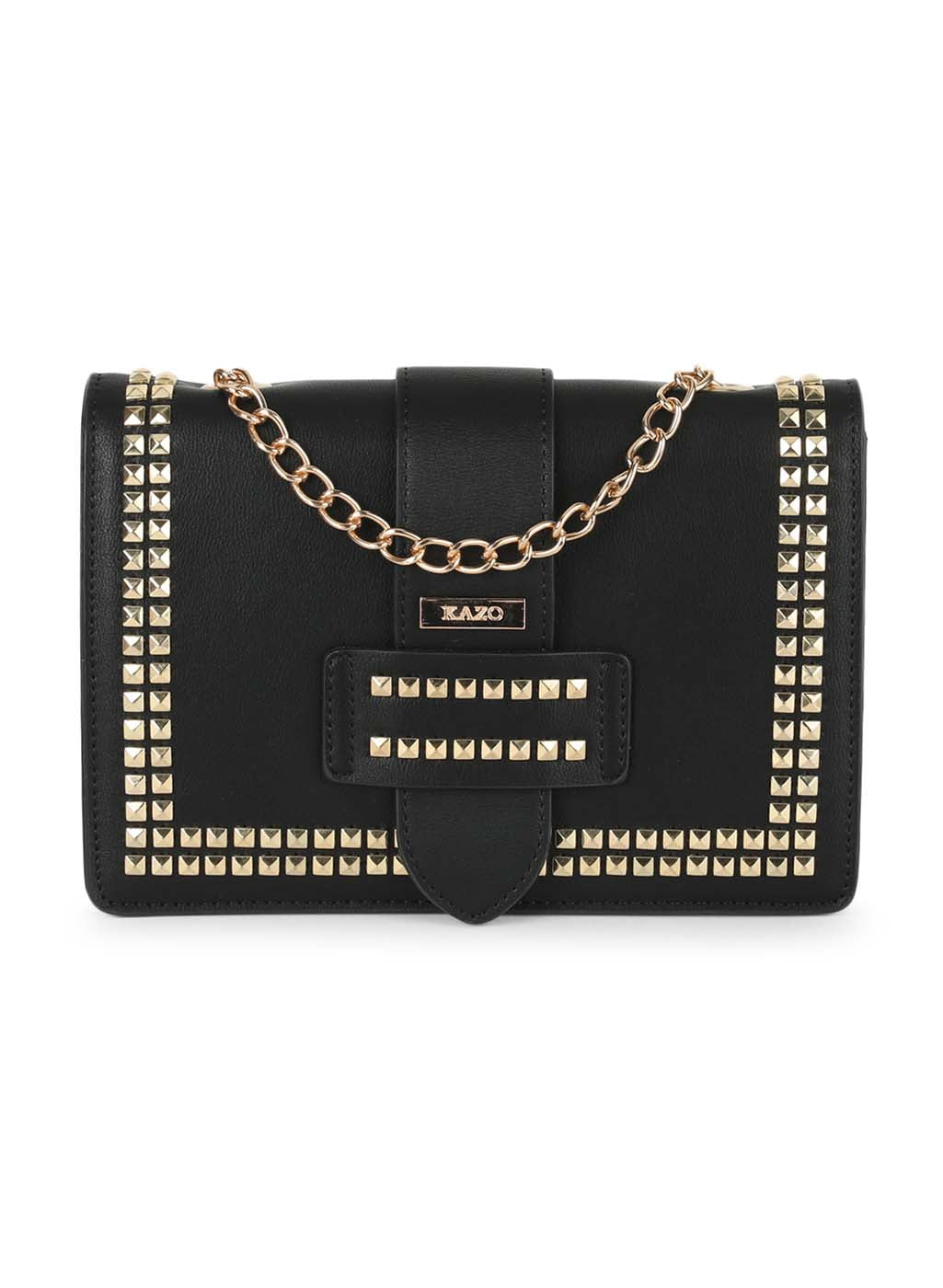Felicity Black Sling Bag (Buy 2 Get Extra 30% Off)