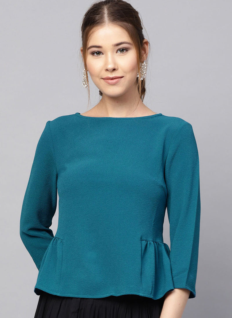 Gathered Side Pannel Top (Additional 20% OFF)