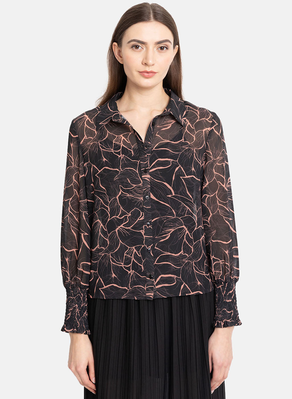 Printed Shirt (Additional 23% OFF)
