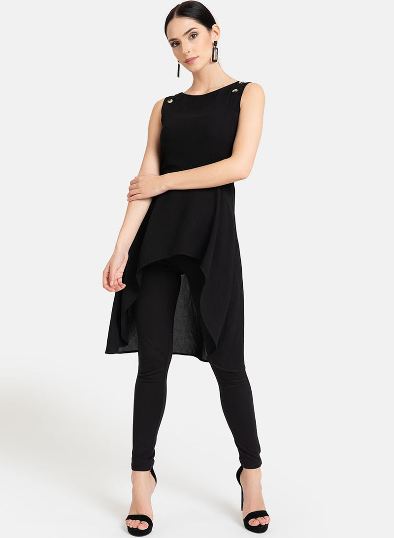 Tunic With High Low Detailing (Additional 20% OFF)