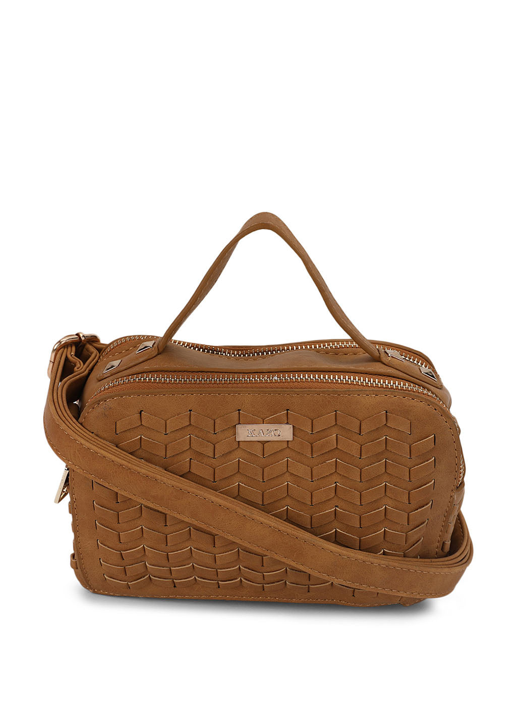 Weaved Handbag