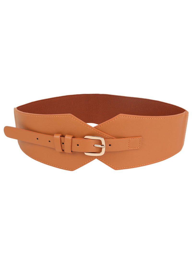 Starla Broad Belt (Buy 2 Get Extra 30% Off)