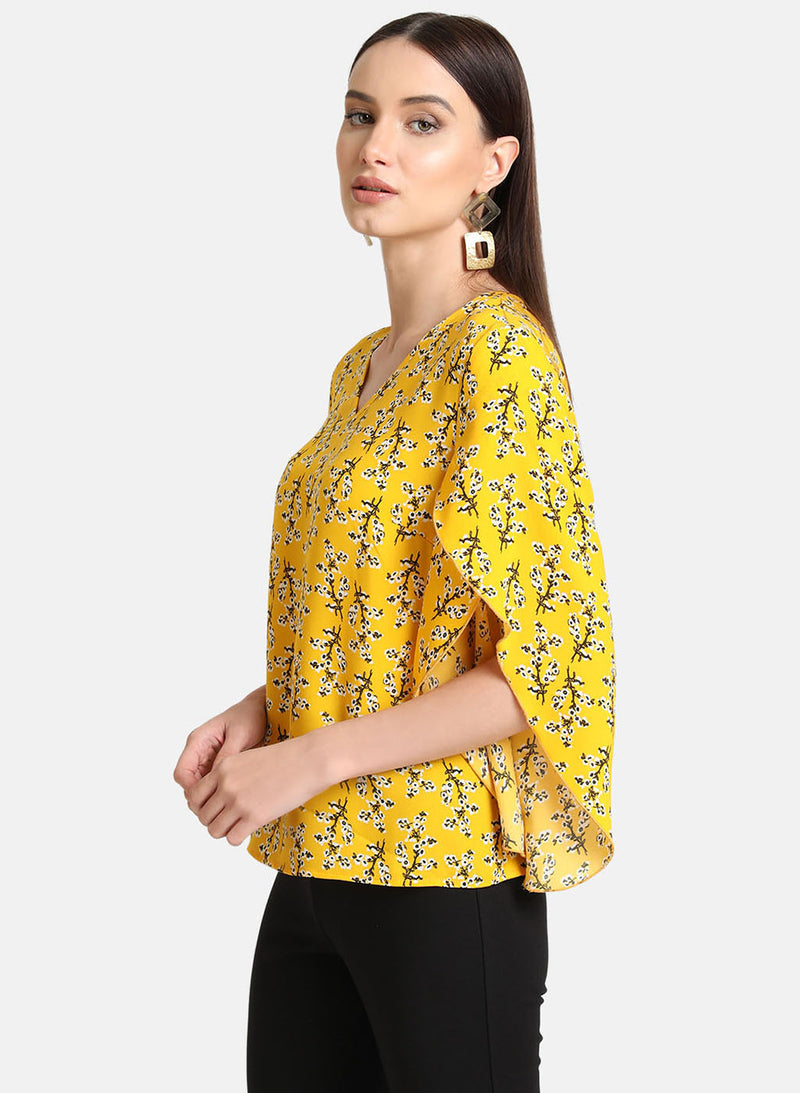 Floral Printed Top(Additional 20% on 2)
