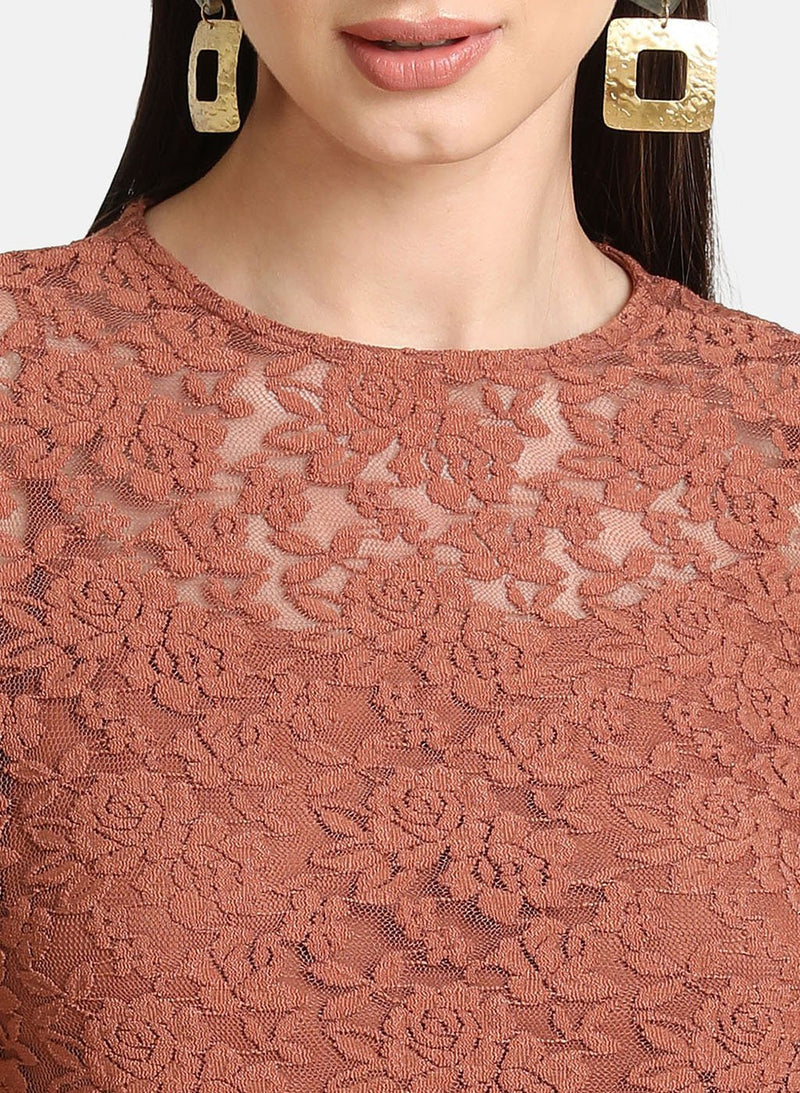 Lace Detail Top (Additional 20% OFF)