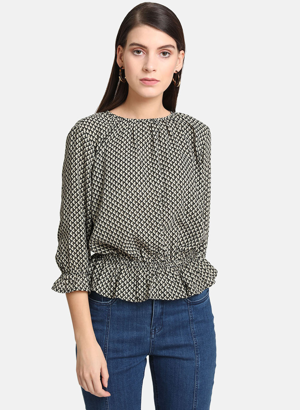 Printed Top (Additional 23% OFF)