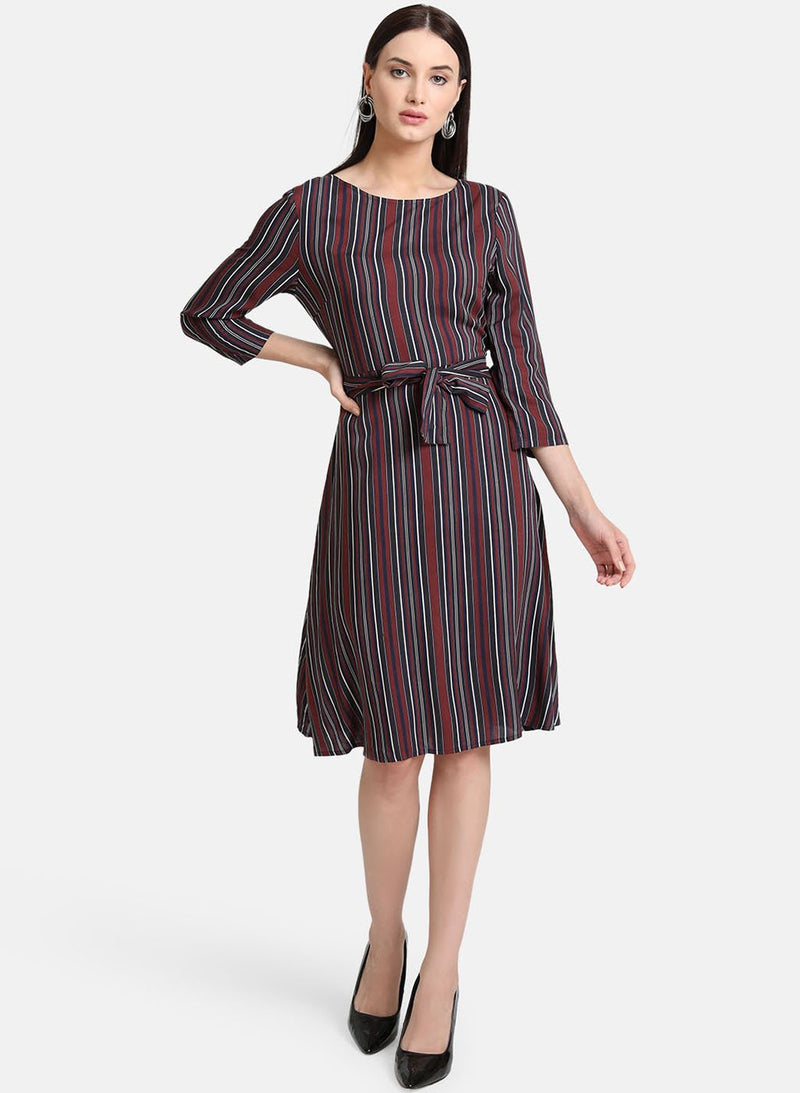 Striped Dress (Additional 20% OFF)