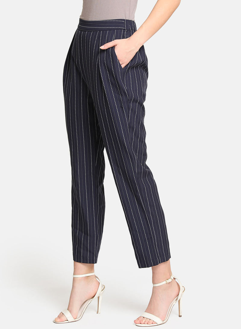 Stripe Trouser (Additional 20% OFF)
