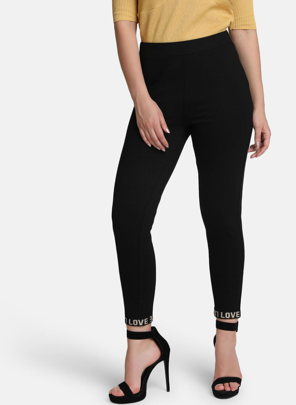 Love Tape Jegging (Additional 20% OFF)