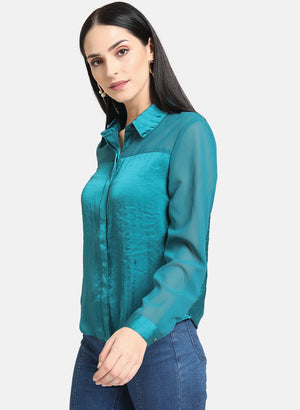 Double Placket Shirt (Additional 20% OFF)