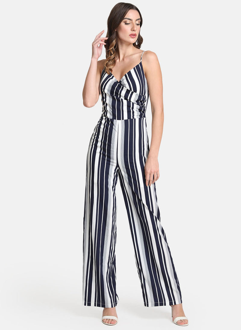 Wrap Jumpsuit (Additional 20% OFF)