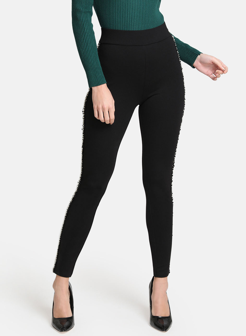 Jegging With Embellishment (Additional 20% OFF)