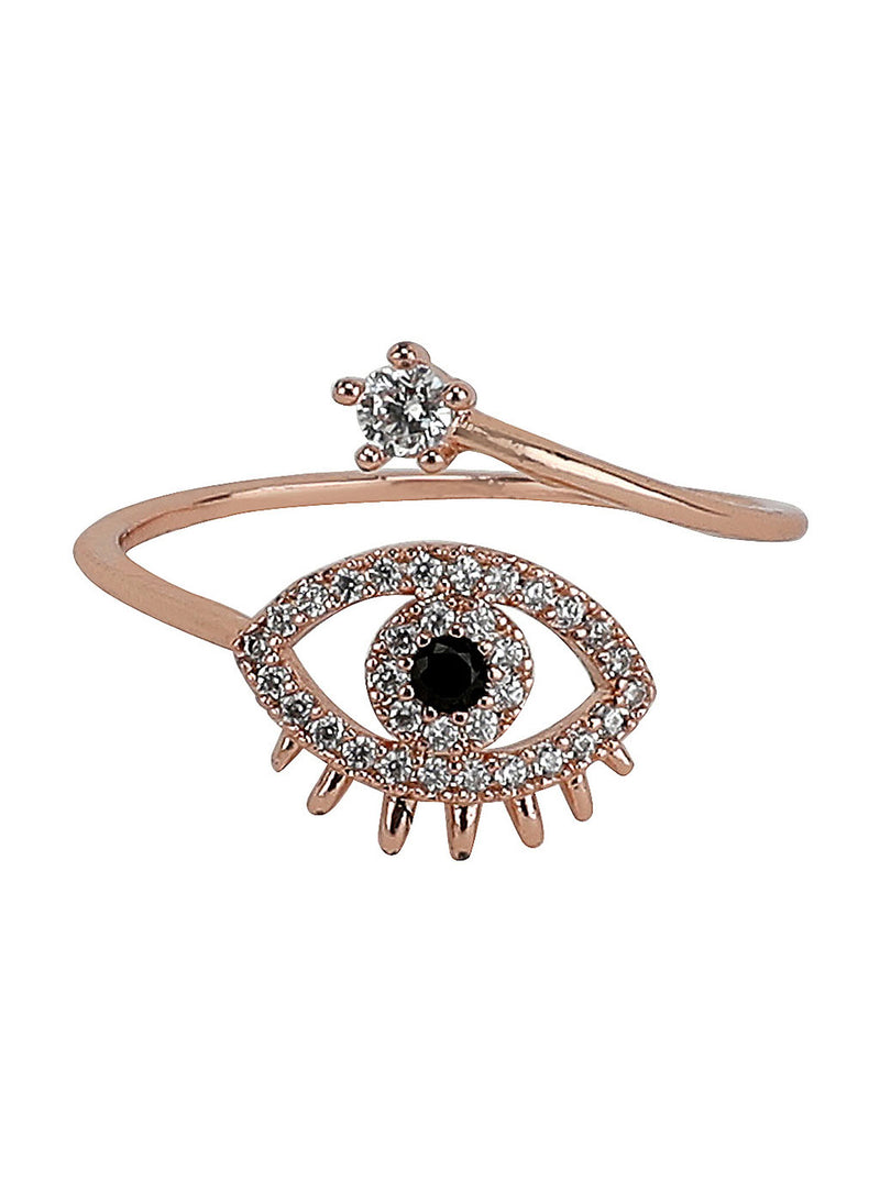 Eye Shape Ring