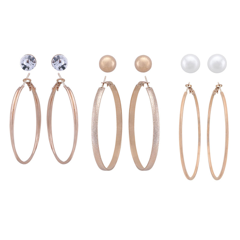 Jacob Earring Set