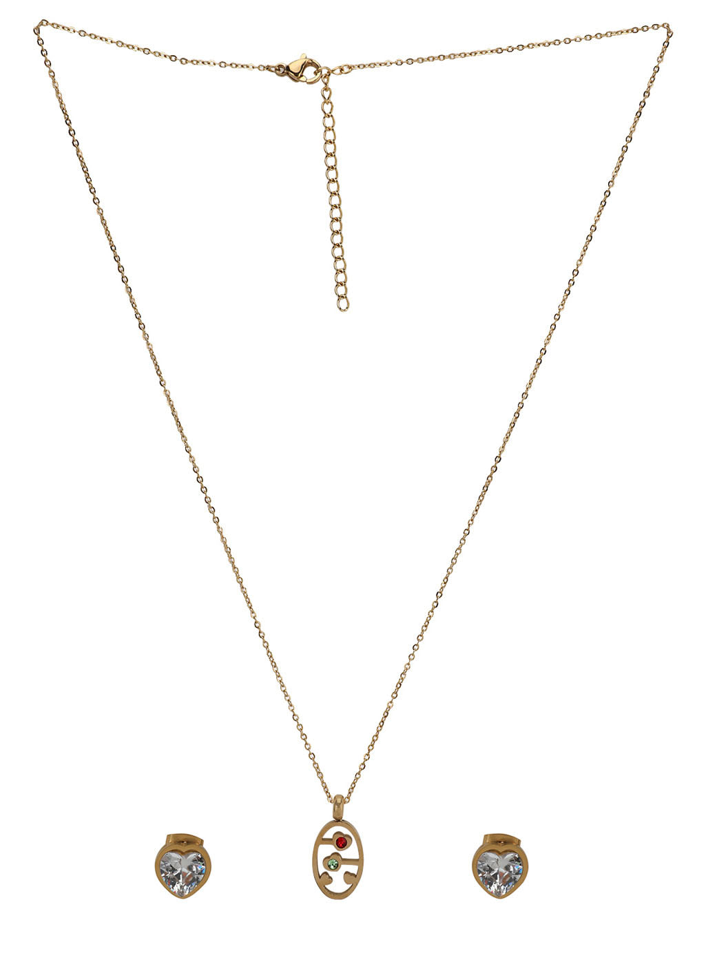 HENRY NECKLACE SET (Buy 2 Get Extra 30% Off)
