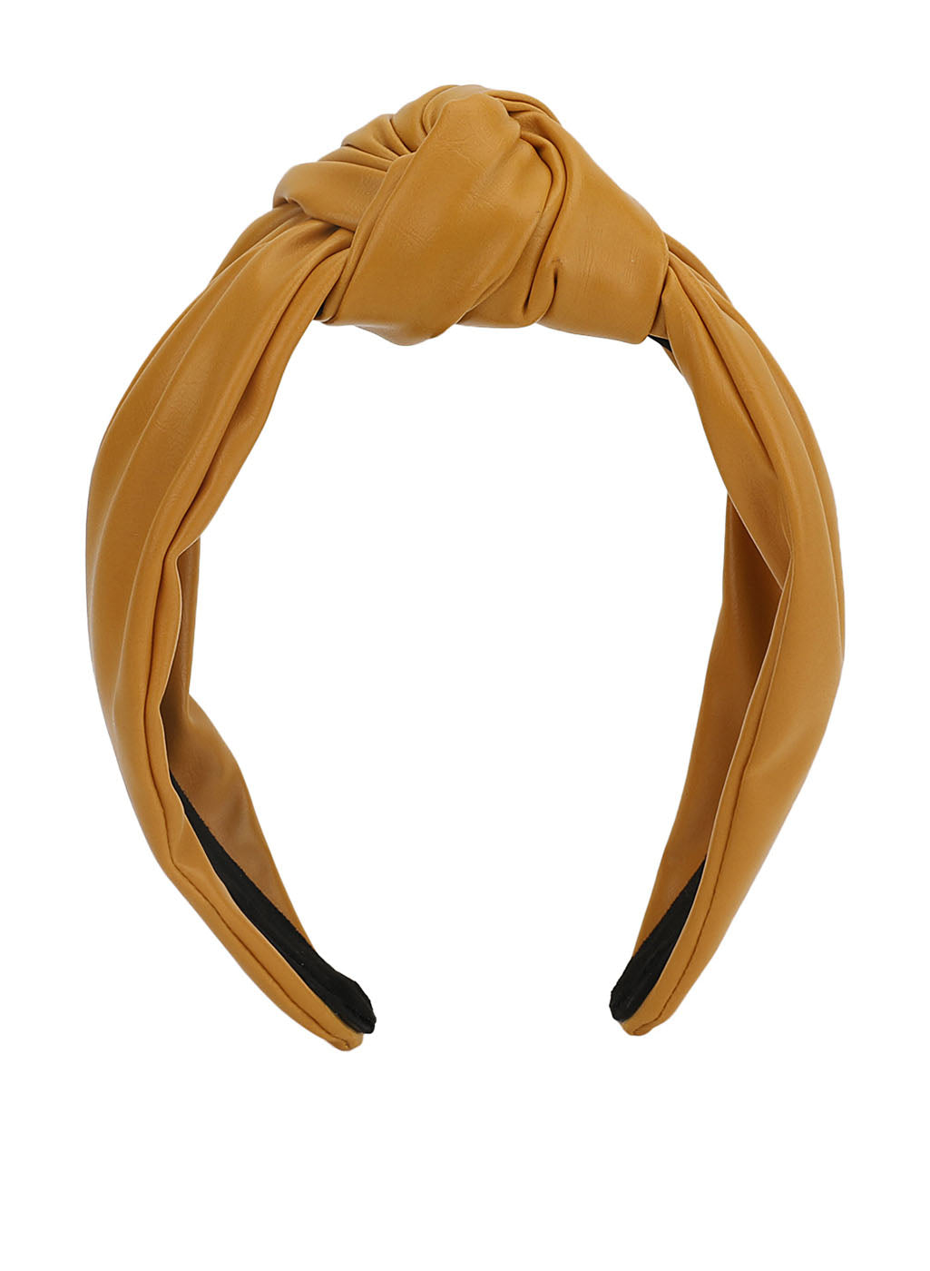 Faux Leather Broad Hairband (Buy 2 Get Extra 30% Off)