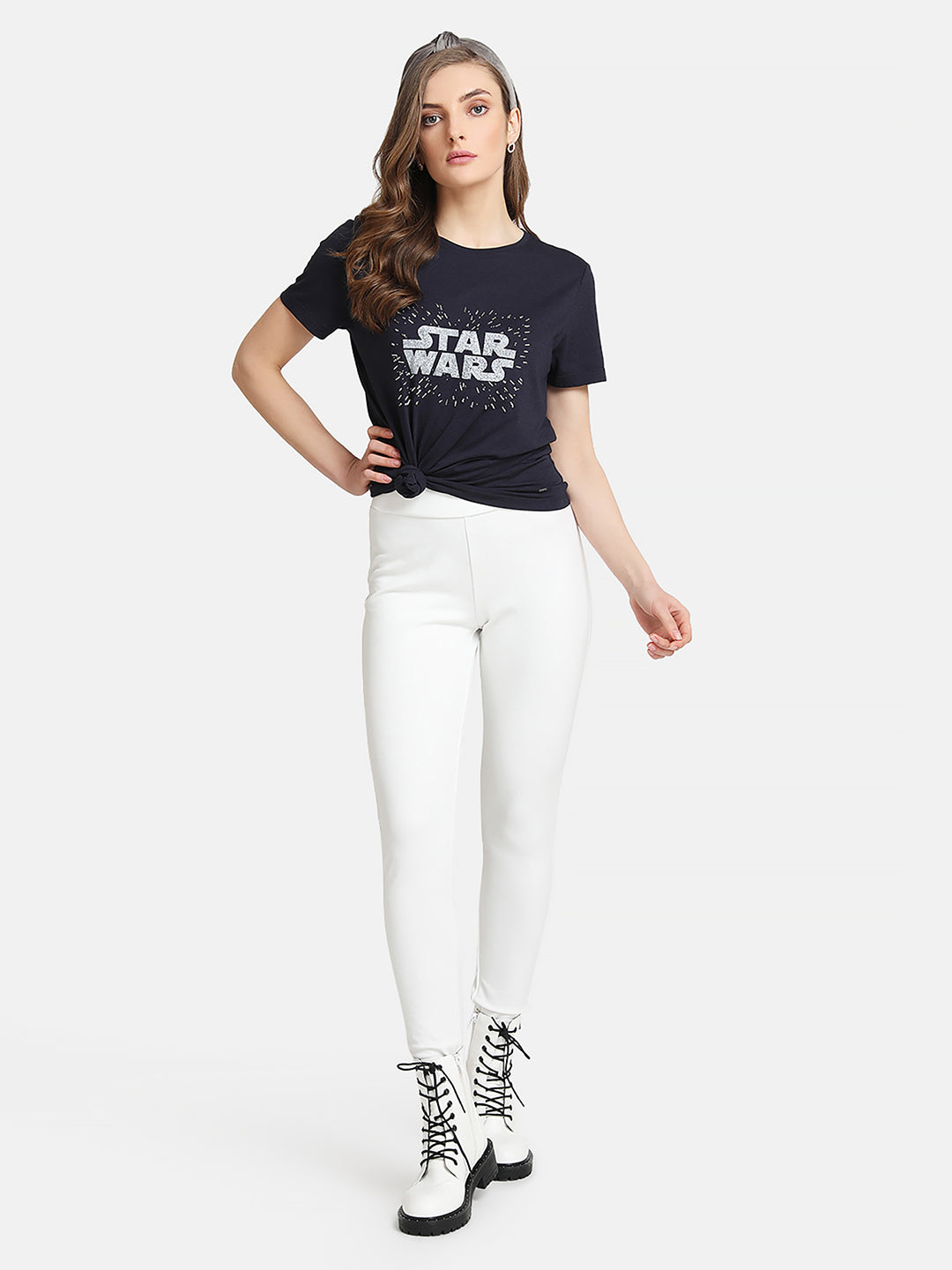 Star Wars © Disney Sequin Party T-Shirt