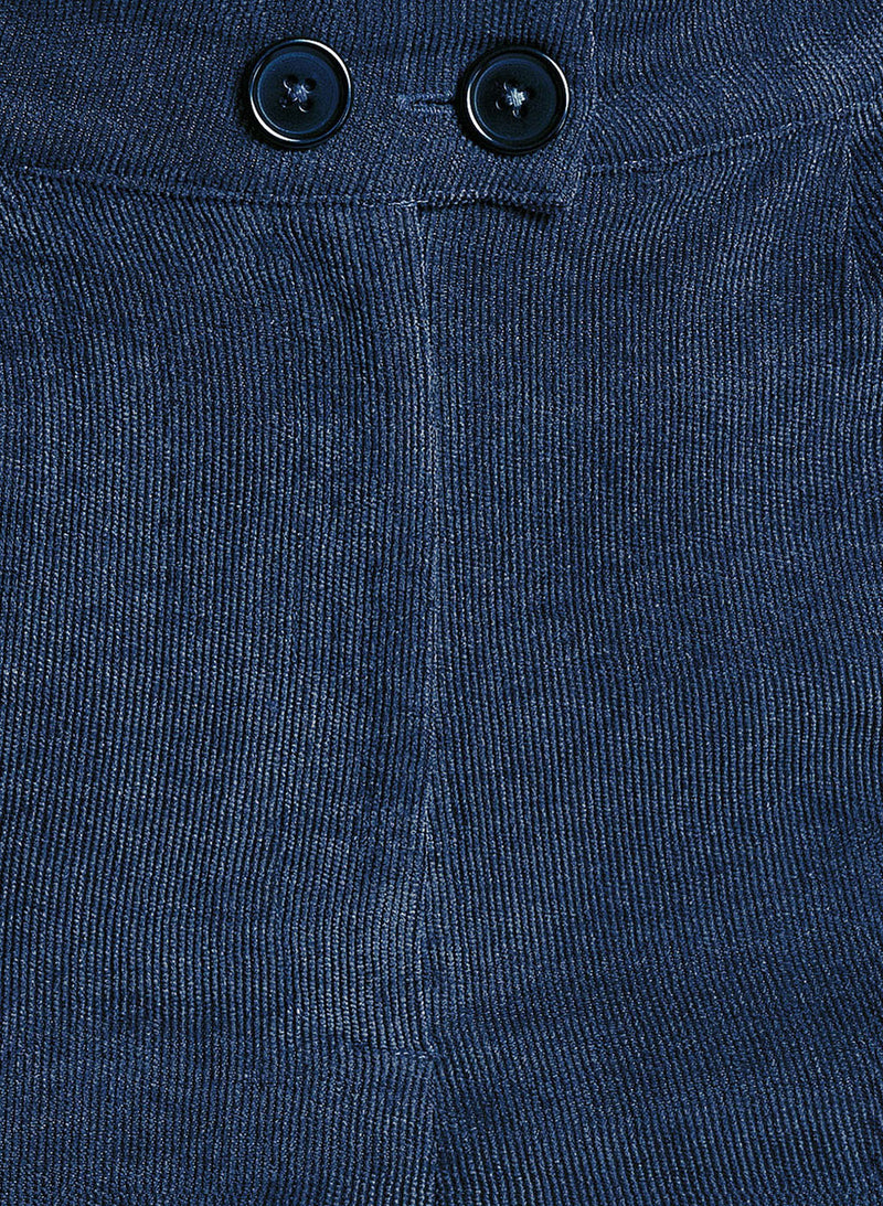 Corduroy Tapered Trouser