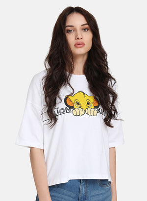 The Lion King © Disney Printed T-Shirt