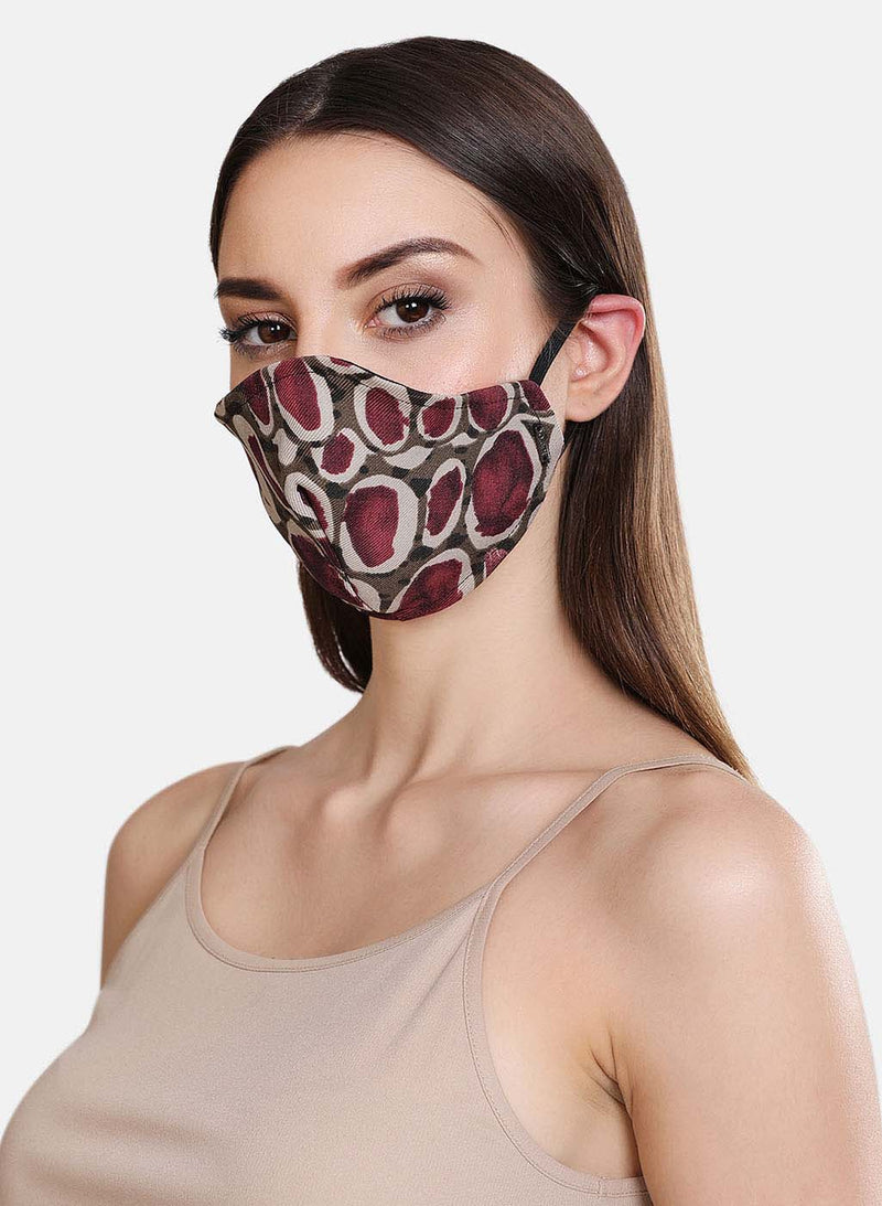 Printed 3 Layer Face Mask