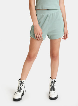 BASIC STRETCHABLE SHORTS